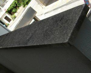 コンクリートの防カビコーティング