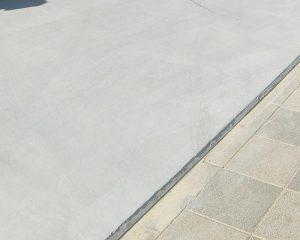 コンクリートの滑り止め