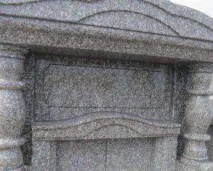お墓の建立コーティング