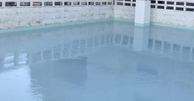 ウレタン系防水塗装