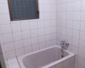 お風呂のタイルカビ防止コーティング