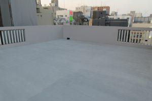 コンクリート強化・特殊防水